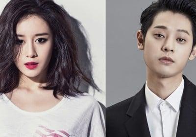 Jiyeon, Jung Joon Young