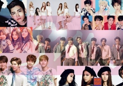EXO,Girls-Generation,Taeyeon,Super-Junior,red-velvet,nct-127,nct-dream