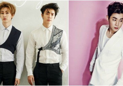 Eunhyuk,Donghae,henry