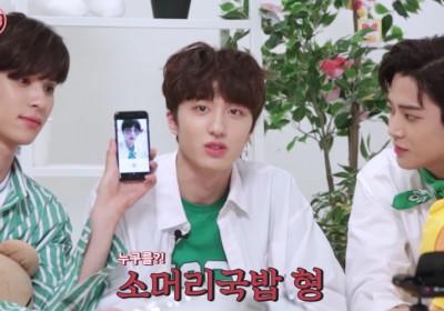 SF9, Rowoon, Inseong, Jaeyoon, Taeyang, Chani