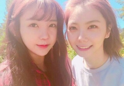 After School, Raina, Kaeun