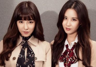 Girls-Generation,Tiffany,Seohyun
