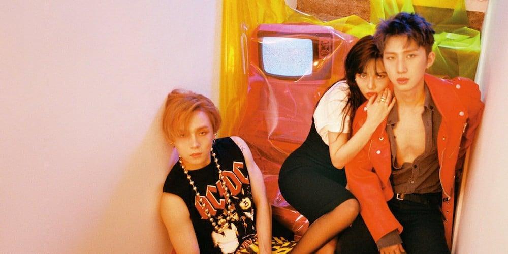HyunA, Hui, E