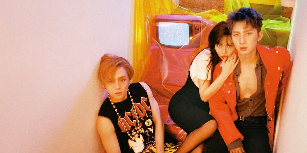 HyunA,hui,edawn,triple-h