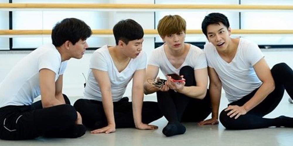 Sungjae, Suzy, Lee Seung Gi, Lee Sang Yoon, Yang Se Hyung