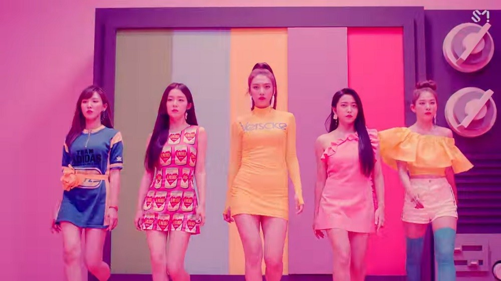 Red Velvet get fruity and colorful in MV teaser & images for