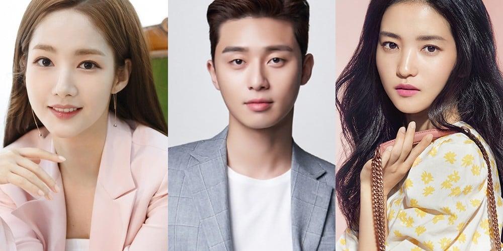 Park Min Young, Park Seo Joon, Kim Tae Ri