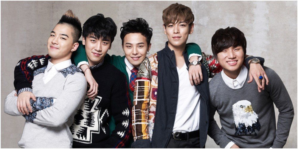 Big-Bang,EXO,TVXQ