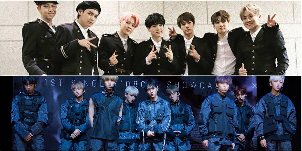 (Bangtan Boys) BTS, D-Crunch