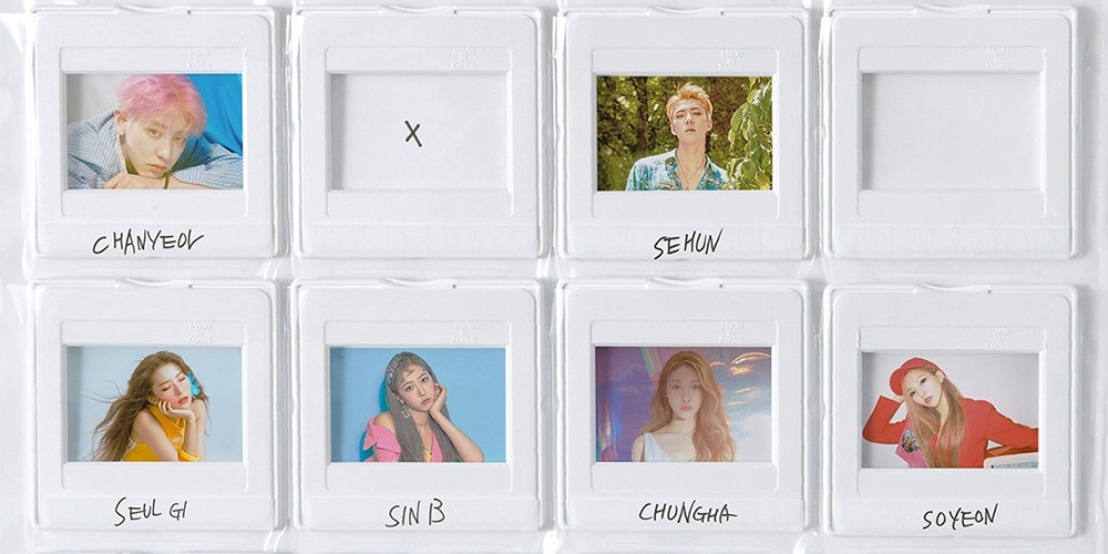Seulgi, EXO, Sehun, Baekhyun, Chanyeol, Girls