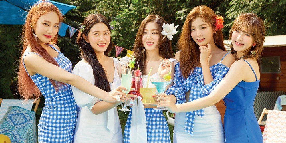 red velvet reveal the unique way they save each member s name on