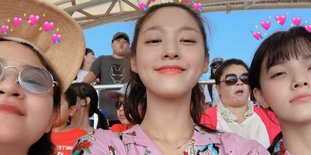 AOA, Seolhyun, Jimin, Kim Shin Young