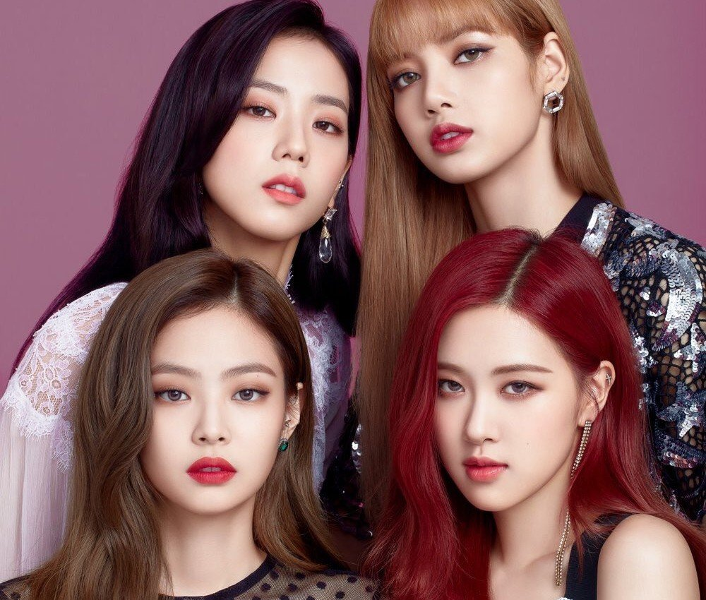 Black Pink flaunt their twinkling eyes with 'O-LENS' in ...