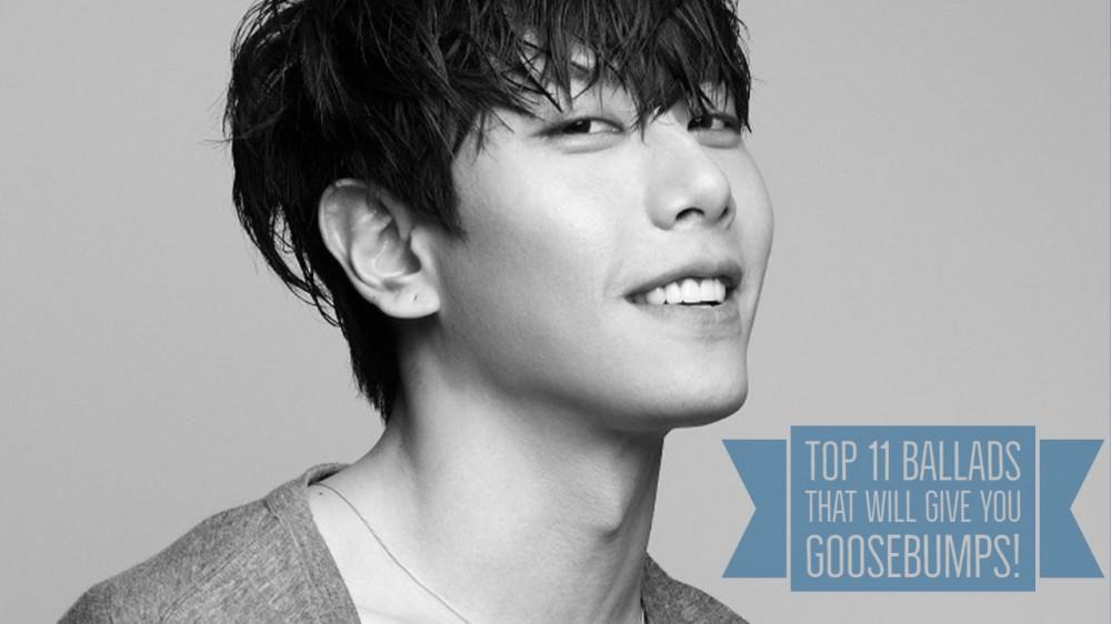 Roy Kim, Yoon Jong Shin, Kim Bum Soo, Naul, Monday Kiz, Park Hyo Shin, MC the Max, Han Dong Geun