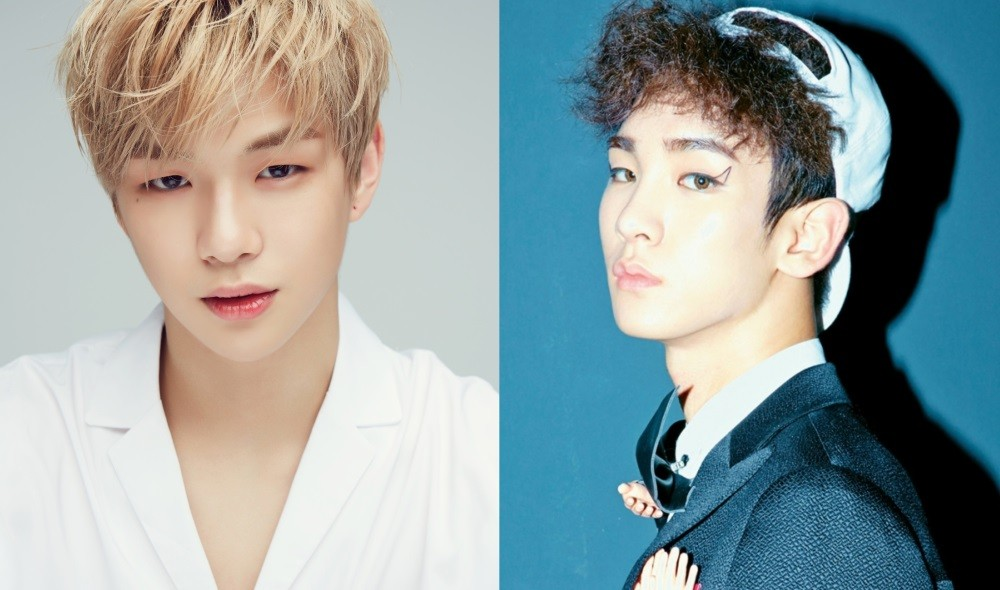 SHINee, Key, Wanna One, Kang Daniel