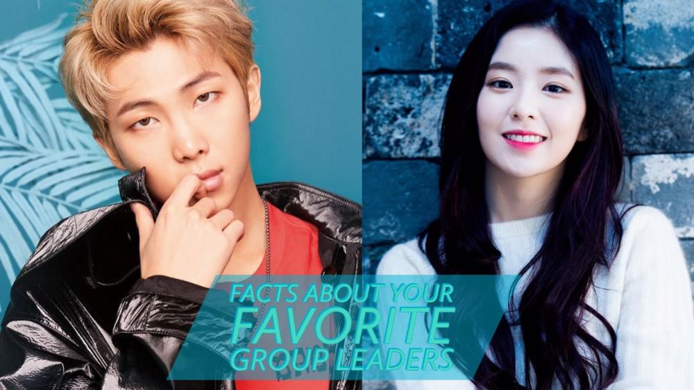 Solji, Leeteuk, Yenny, S.Coups, Rap Monster, JB, Solar, Irene, B.I, Jihyo