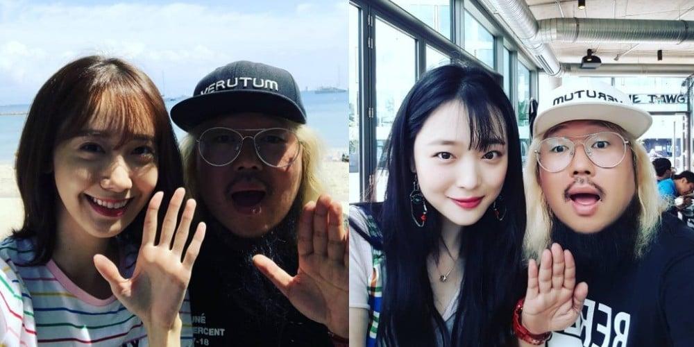 Sulli,Girls-Generation,YoonA