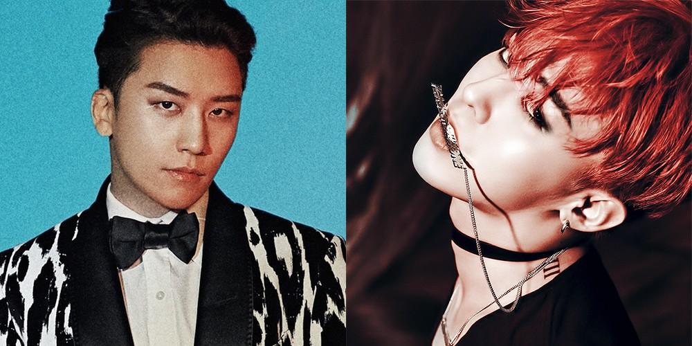 Big Bang, G-Dragon, Seungri