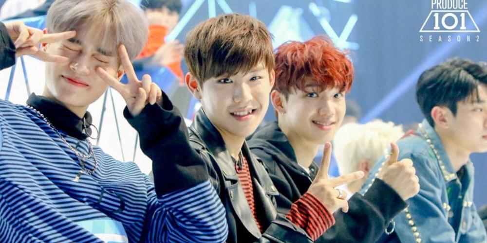 Lee Dae Hwi, Park Woo Jin, MXM
