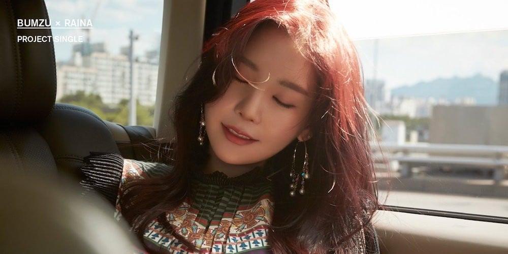 Raina, Kye Bum Joo