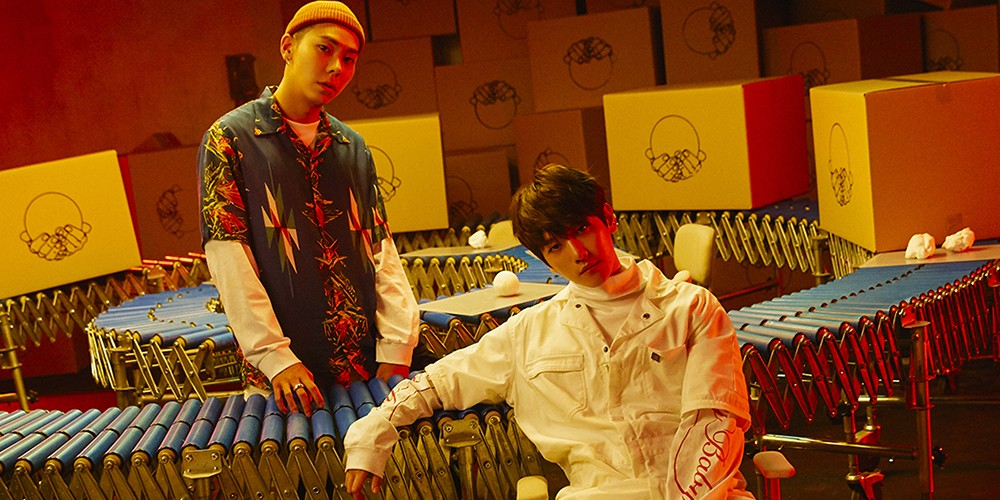 EXO,Baekhyun,loco