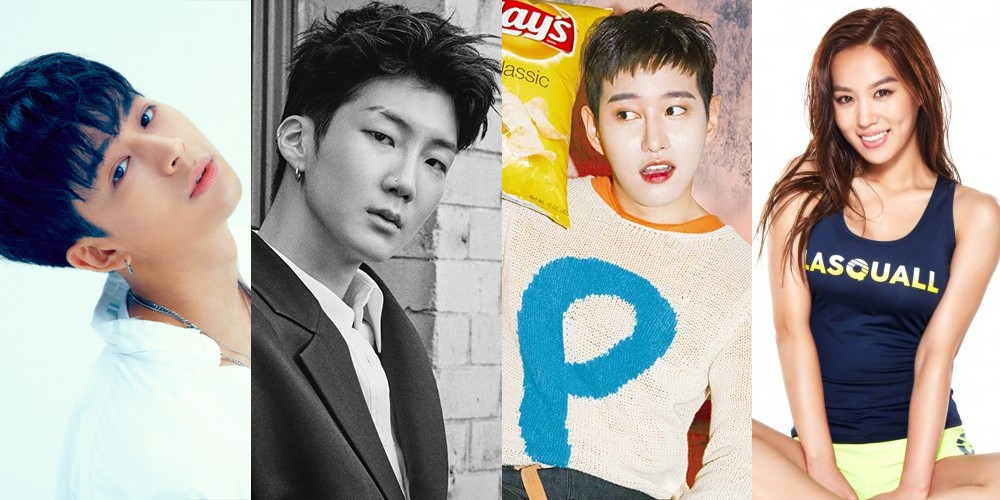 Block-B,B-Bomb,winner,lee-seung-hoon,ikon,song-yun-hyeong