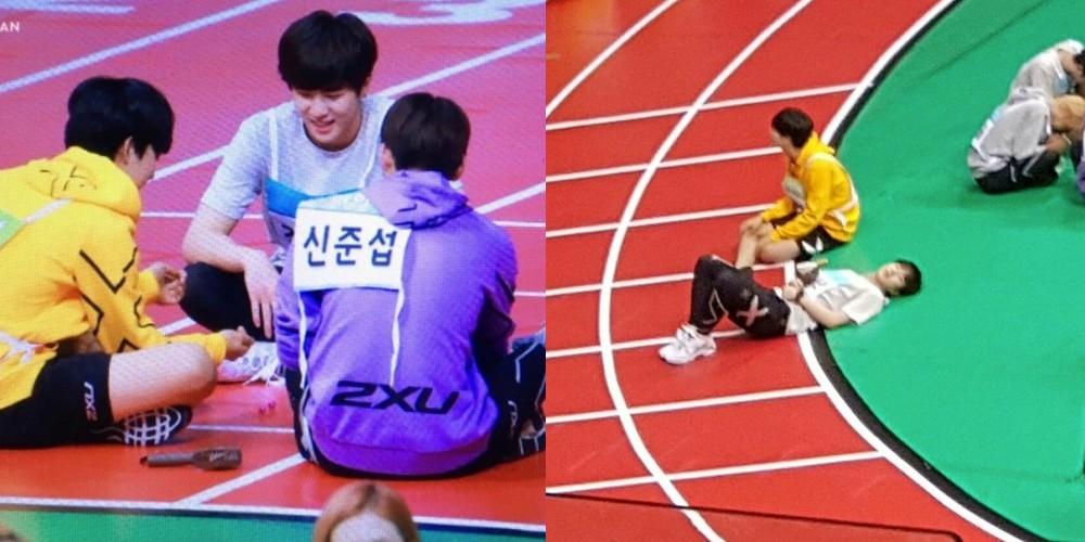 MYTEEN, Golden Child, MXM, Kim Dong Han, UNB