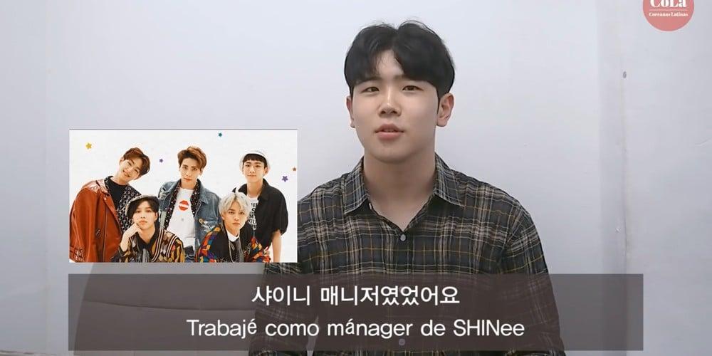 Resultado de imagen para CoLa: Coreanas Latinas sm manager