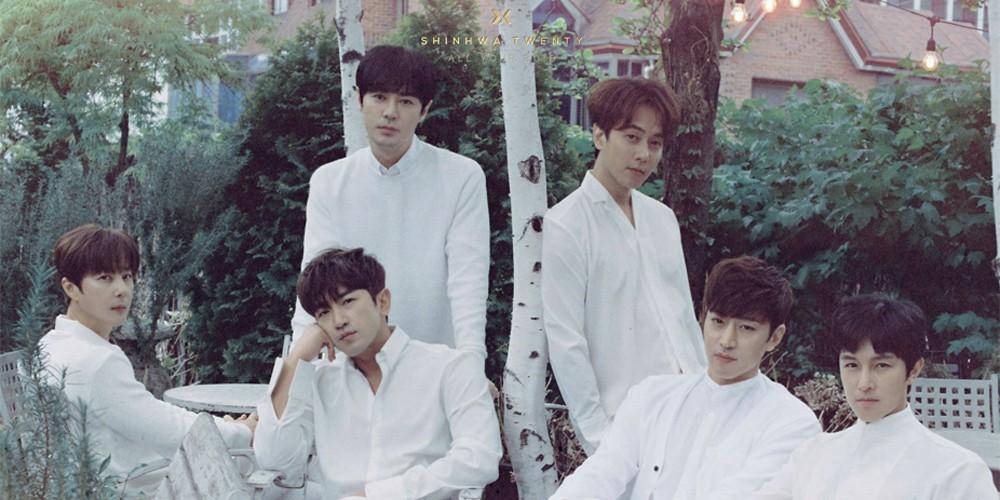 Shinhwa, Yoon Mi Rae, Hui