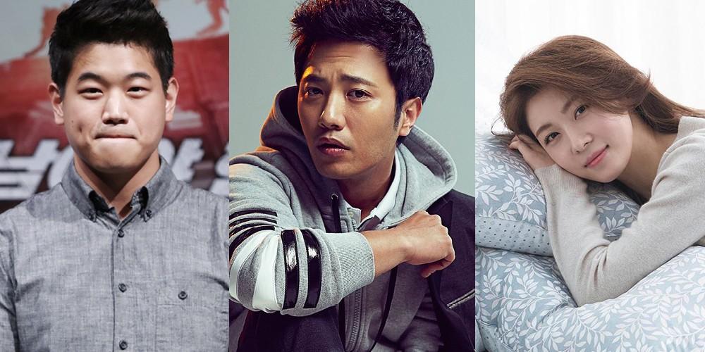 Park Ki Woong, Jin Goo, Ha Ji Won