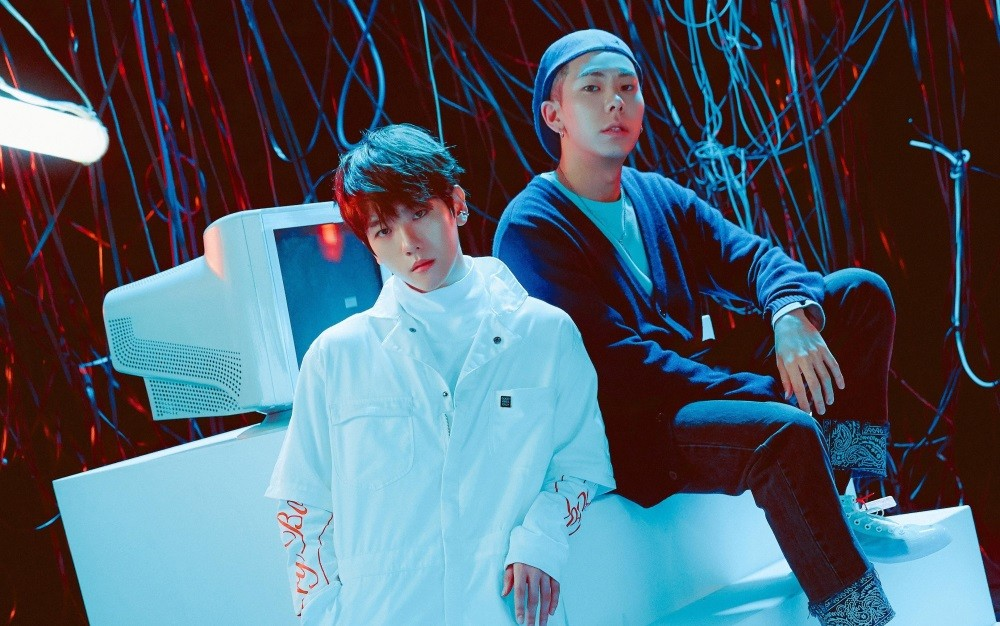 Baekhyun x LOCO link up in latest 'Young' 'Station x 0