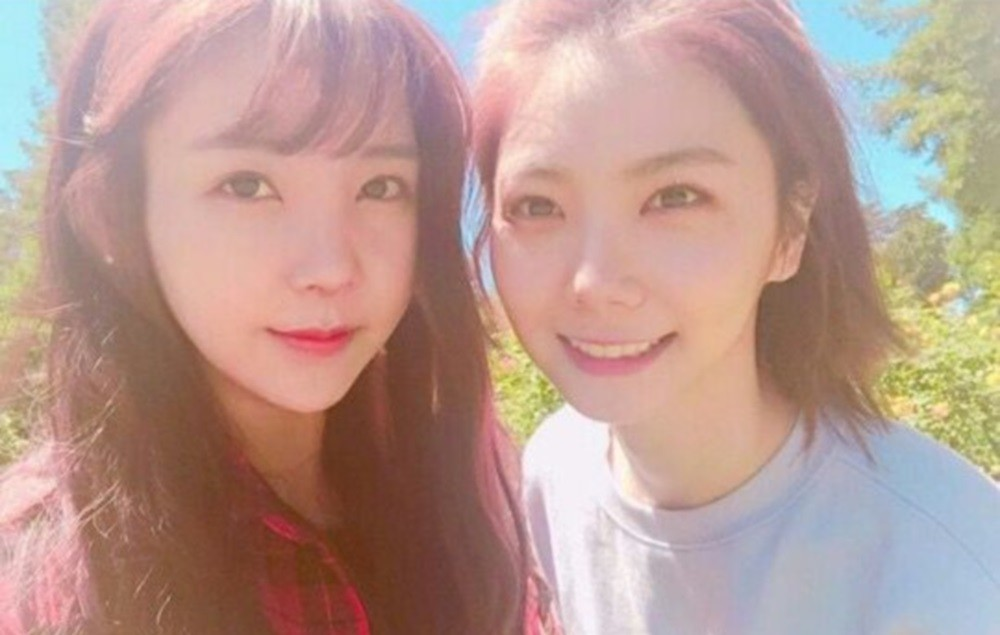 After School, Raina, Kaeun