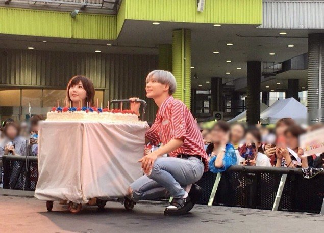 Netizens promise to vote for 'Produce 48's Miyazaki Miho