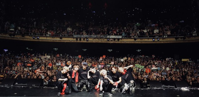 Monsta X Wrap Up Their Sold Out 7 City Us Tour Allkpop