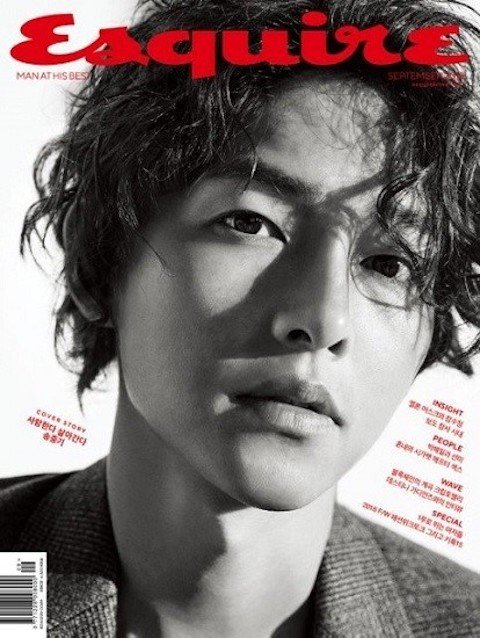 Song joong ki dating style