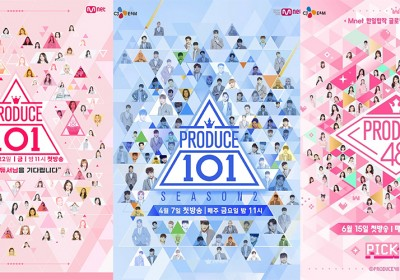 IOI, Jeon So Mi, Wanna One, Kang Daniel, IZ*ONE