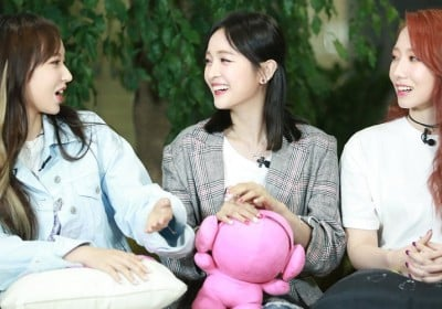 Cosmic Girls, Cheng Xiao, Meiqi, Xuanyi