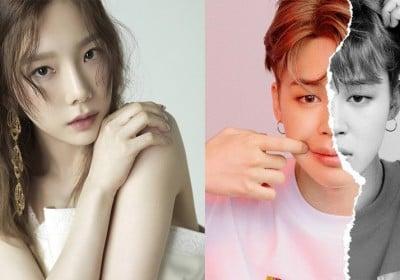 Jimin,Girls-Generation,Taeyeon,bts