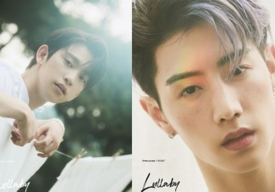 Mark, GOT7, Jinyoung, Mark, Mark