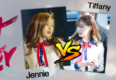Tiffany,jennie