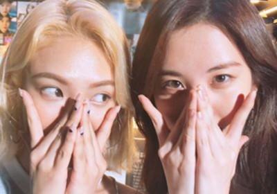 Girls-Generation,Hyoyeon,Seohyun