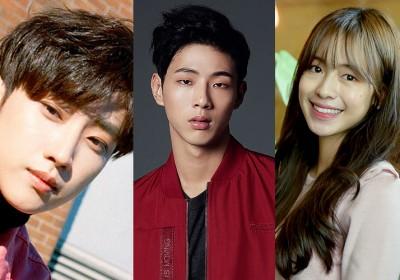 Jinyoung,jung-chae-yeon,ji-soo