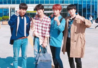 INFINITE, Sungjong, Sungyeol, Golden Child