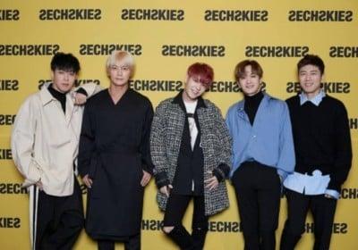 Sechskies, Kang Sung Hoon