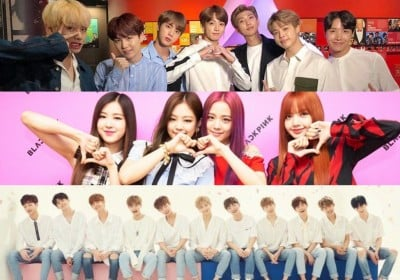 bts,black-pink,wanna-one