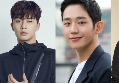 Won Bin, Park Seo Joon, Jung Hae In
