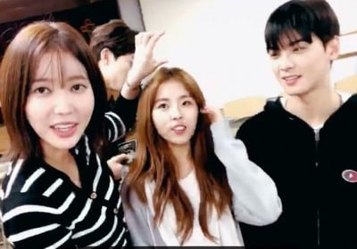 Dohee,cha-eun-woo,kwak-dong-yeon,lim-soo-hyang