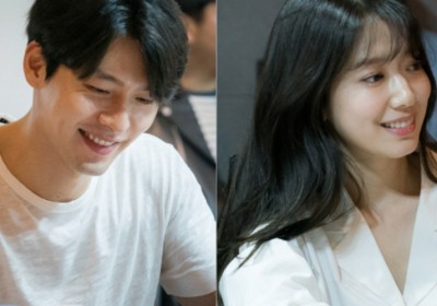 Park Shin Hye, Hyun Bin