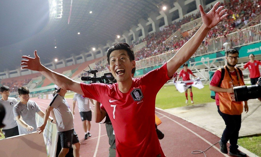 Son Heung-Min avoids military service as South Korea win Asian Games