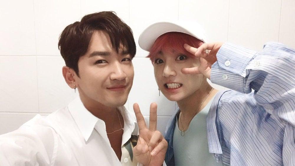 Minwoo, Shinhwa, Minwoo, Minwoo, (Bangtan Boys) BTS, Jungkook